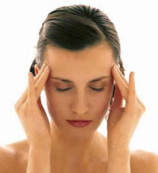 Онемение кожи головы