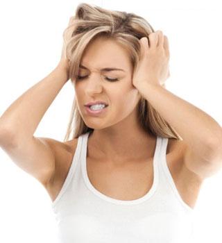 Зуд кожи головы - причины и лечение