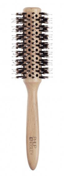 Купить круглую массажную щетку для волос из натуральной щетины Radial Brush от Philip Kingsley