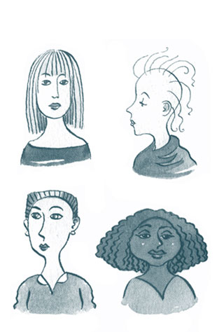 Мифы о волосах | Geocosmed