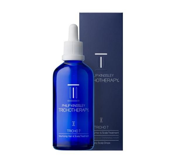 Восстанавливающие и укрепляющие капли для здорового роста волос - Tricho 7 от Philip Kingsley