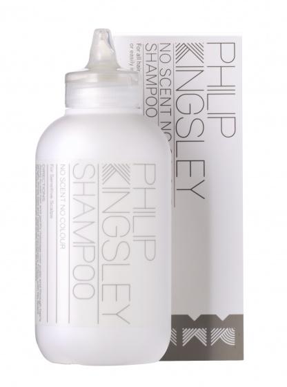 Купить нейтральный шампунь без цвета и запаха для чувствительной кожи головы No Scent No Colour от Philip Kingsley