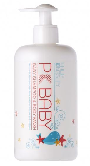 Купить детский шампунь для волос и гель для душа Baby Shampoo&Body Wash Philip Kingsley