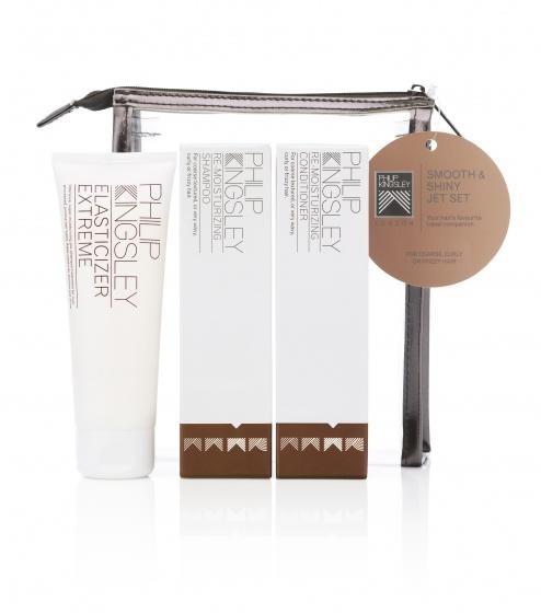 Купить набор для кудрявых волос «Суперувлажнение и блеск» Smooth&Shiny от Philip Kingsley