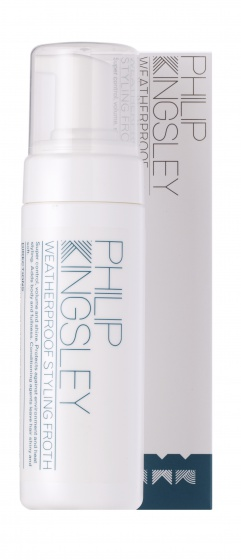 Купить пену для укладки волос при любой погоде Weatherproof Hairspray от Philip Kingsley