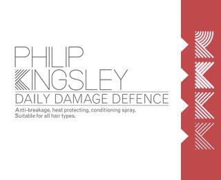 Защитный спрей-кондиционер / Daily Damage    Defence